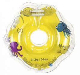 babyswimmer galben