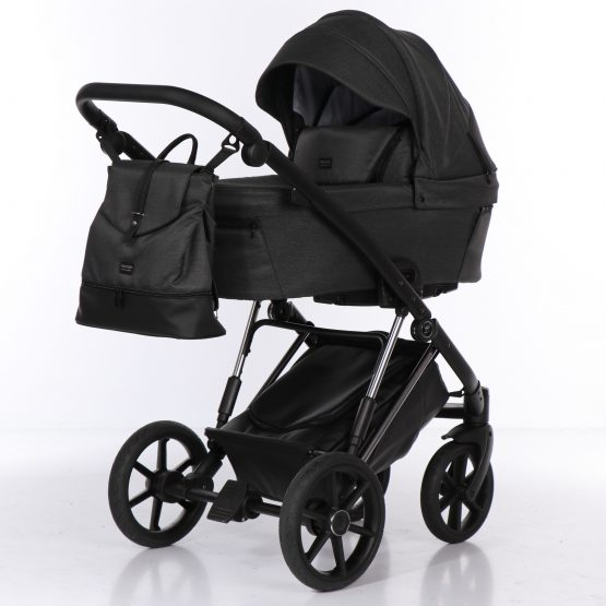 Tako Baby Artemo Black – Carucior 3 in 1