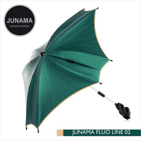 Junama – Umbrela Carucior Junama Fluo Line Green
