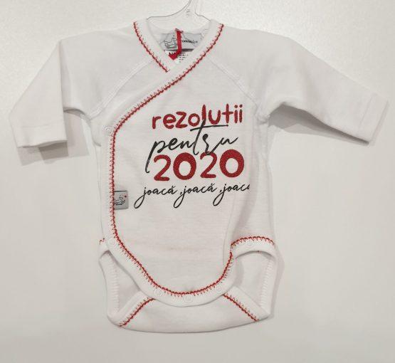 Body bebe Alb ML NN Rezolutii pe 2020