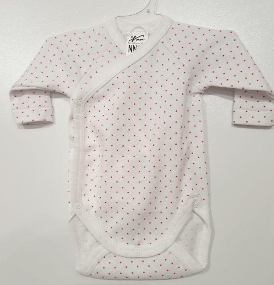 Body bebe NN ML Buline rosii