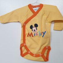 Body bebe NN ML Minnie Mickey Mouse galben