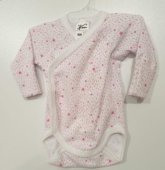Body bebe NN ML Stelute roz
