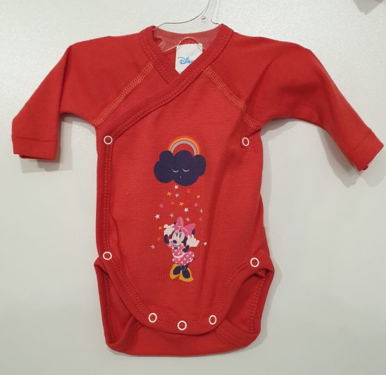 Body bebe NN ML Minnie Mouse Rainbow