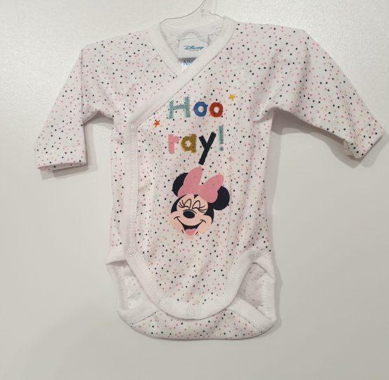 Body bebe NN ML Minnie Mouse hoo ray